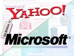 Microsoft et Yahoo
