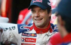 Sebastien Loeb Champion du monde