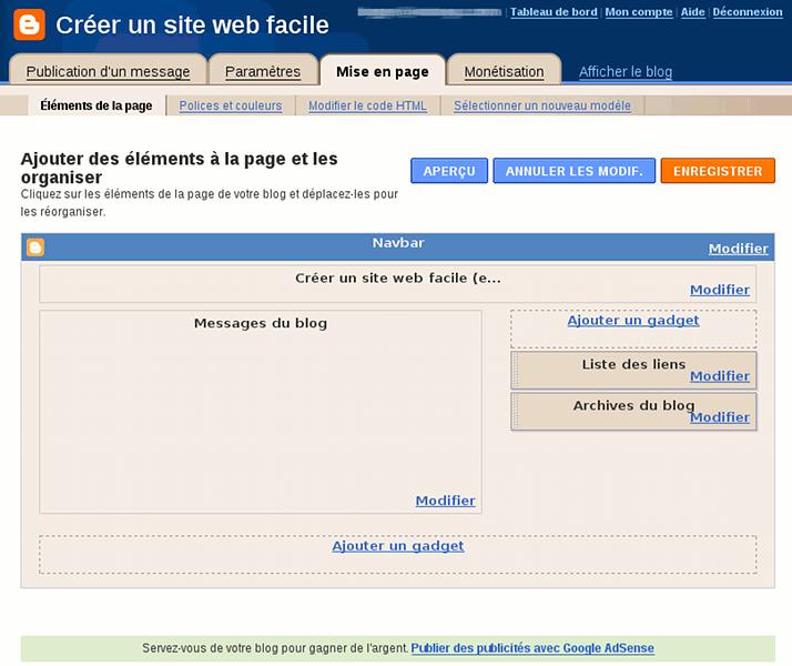 Admin Blogger