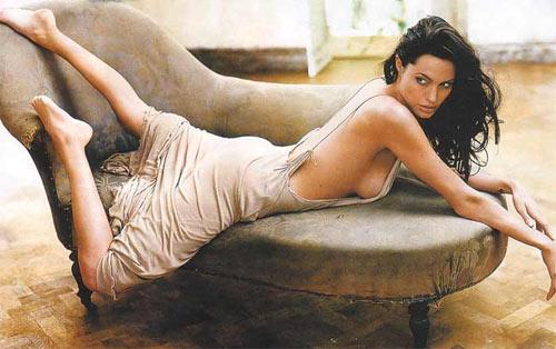 Angelina Jolie Salt