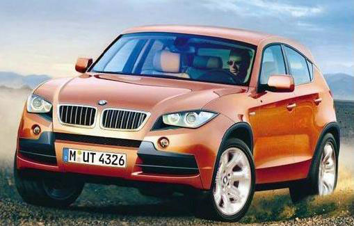 la nouvelle bmw x1 une automobile de standing. Black Bedroom Furniture Sets. Home Design Ideas
