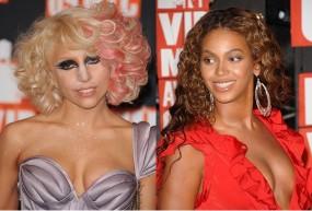 Beyounce et Lady Gaga