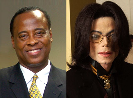 Conrad Murray et Michael Jackson