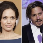 Depp et Jolie