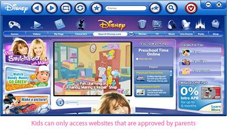 Disney Netpal 3
