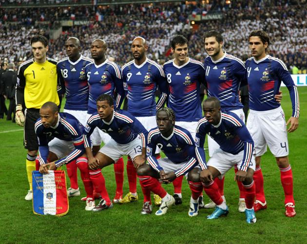 Equipe de France France Irlande