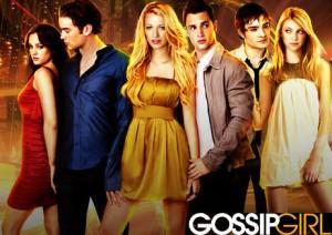 Gossip Girl fait scandale