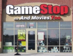 Jeux Vidéo sur Gamestop