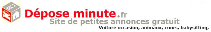 Logo deposeminute .fr