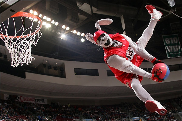 Mascotte NBA