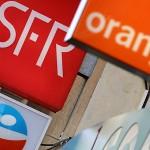 Orange, SFR et Bouygues