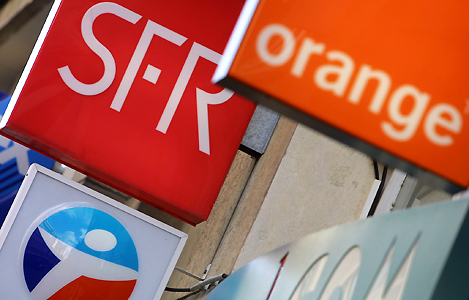 Orange, SFR et Bouygues