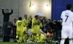 Real Madrid mis en défaite