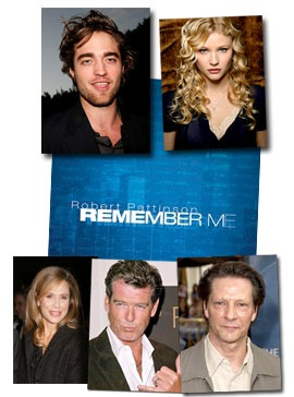 Remember Me avec Robert Pattinson