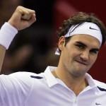 Roger Federer aux Masters de Londres
