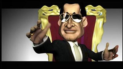Sarkozy Bling