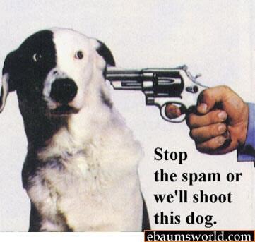 Stop le Spam