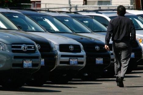 Toyota doit changer de pédales