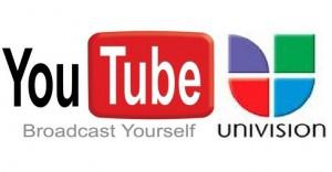 Youtube et Univision