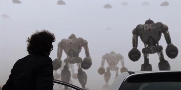 Attaque des Robots de Federico Alvarez