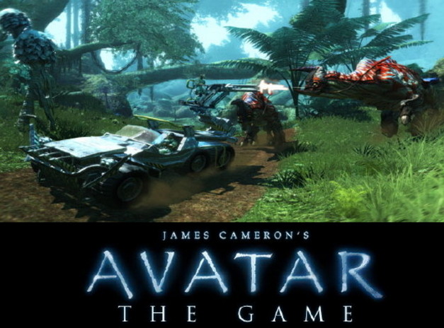 Avatar le jeu