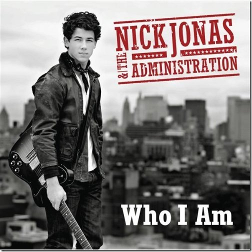 Couverture du CD de Nick Jonas