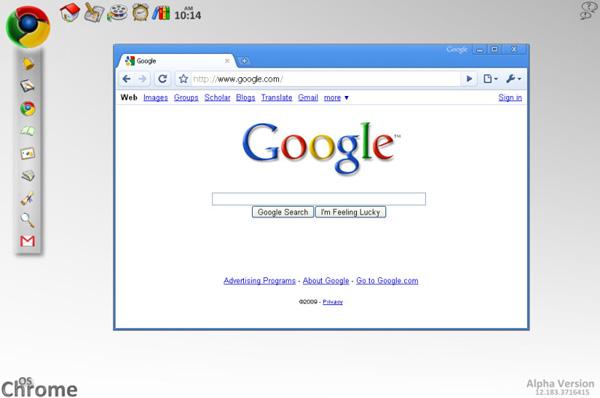 Chromes OS 64 bit