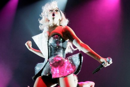Lady Gaga pour Noel