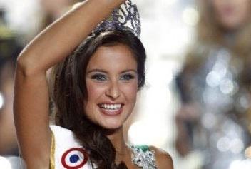 Malika Menard Miss France
