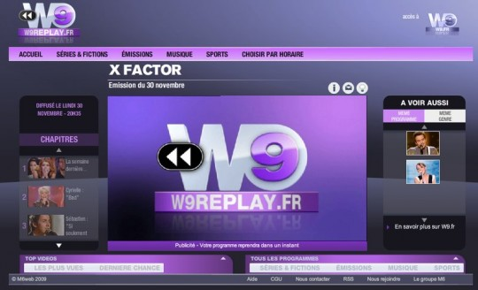 W9replay fr le site de replay de w9 - Regarder cauchemar en cuisine streaming ...