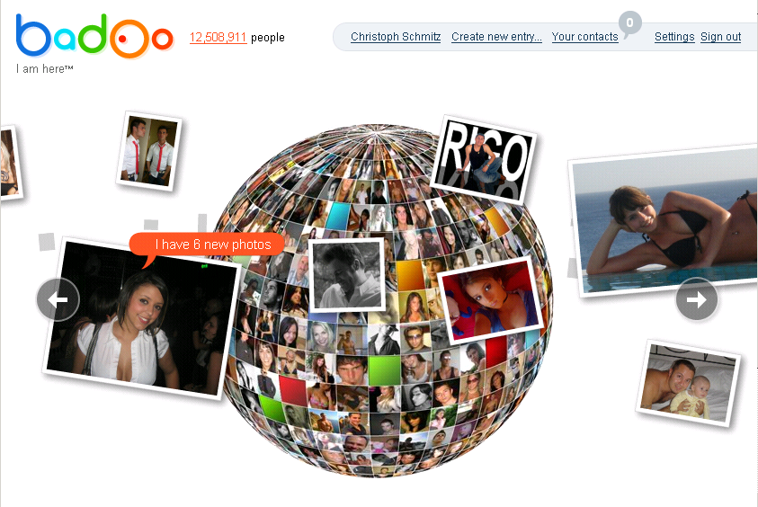 Site de rencontre badoo france