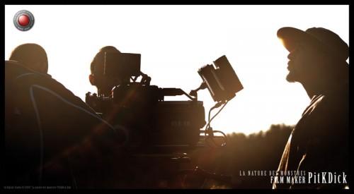 Le réalisateur Pit K Dick