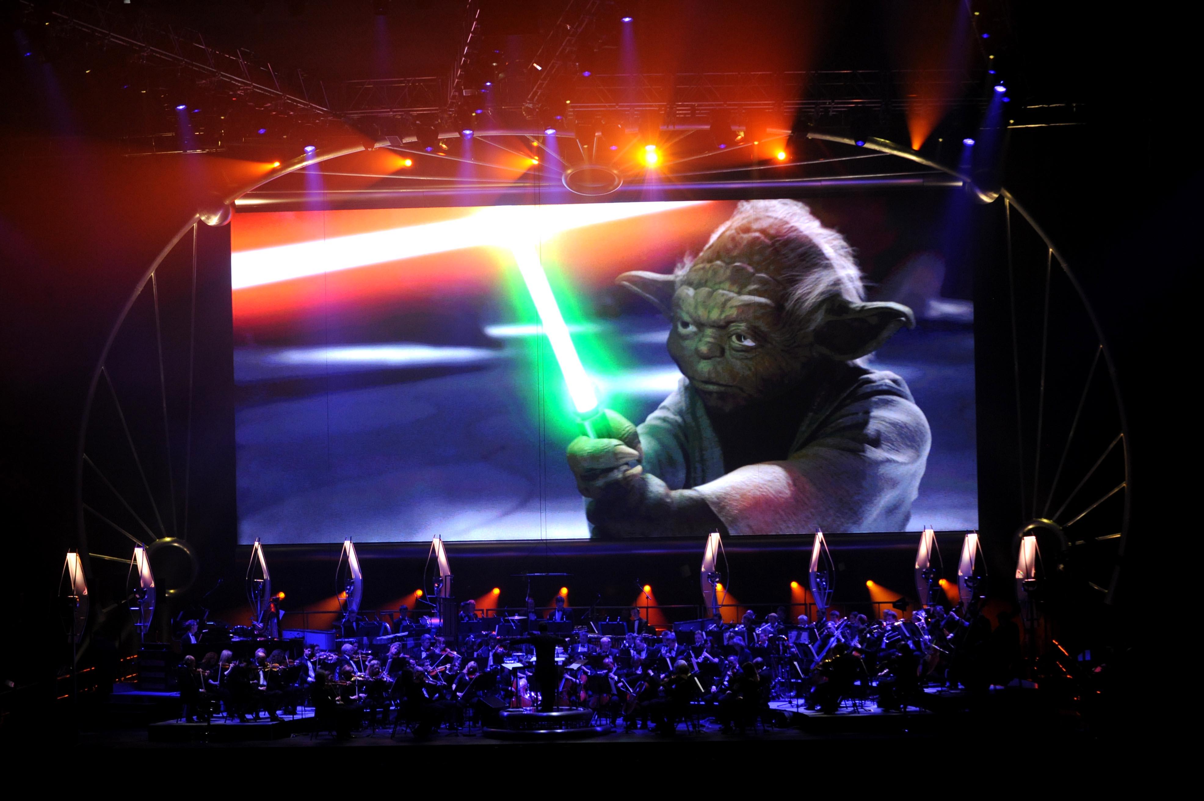 Star Wars en concert