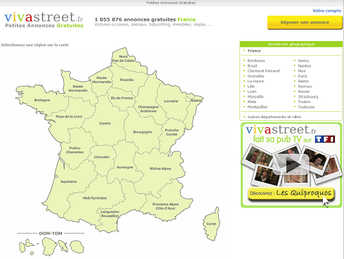 Site de rencontre gratuit vivastreet