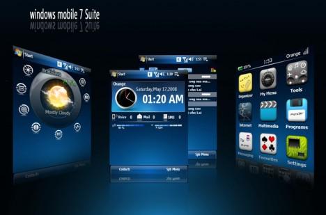 Windows Mobile 7 disponible