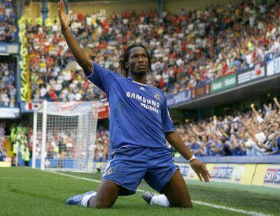 Drogba meilleur joueur africain