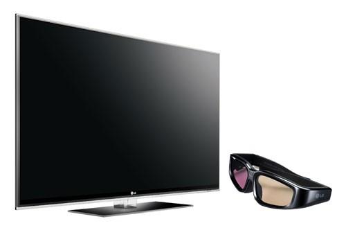 LG LX9500 et lunettes 3D