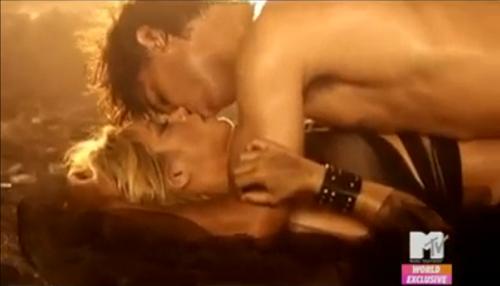Shakira et Rafaël Nadal