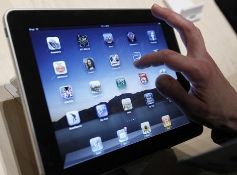 iPad en pré commande