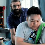 Anh Phan et Chabal pour Orange