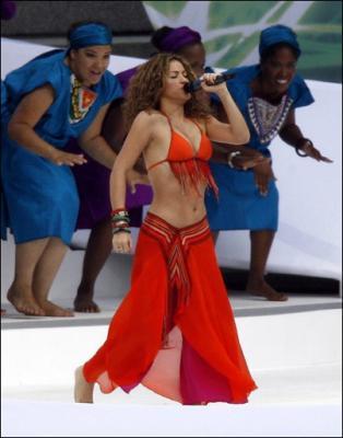 Shakira Coupe du monde
