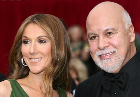 Céline Dion et Réné Angelil de nouveau parents
