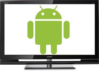 Google Sony TVHD