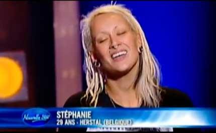 Stéphanie Nouvelle Star