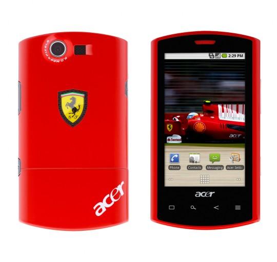 Acer Ferrari