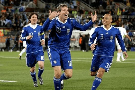 Argentine Grèce