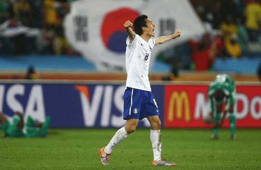 Corée du Sud Nigéria