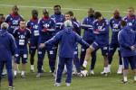 Domenech et son équipe