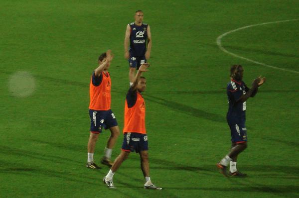 Gignac, Sagna, Ribery, Clichy