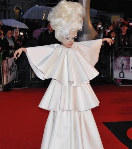 Lady Gaga a peur des Fantômes